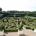 Boxwood Garden Design - Chateau Villandry by Christiane Schulze Art And Photography
