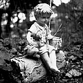Boy And Best Friend by Kenneth Carpenter