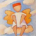 Boy Angel by Lutz Baar