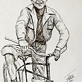Boy Of The 1930s by Art By - Ti   Tolpo Bader