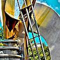 Boyd Plaza Fountain Revisited by Samantha Glaze