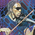 Boyd Tinsley-op Art Series by Joshua Morton