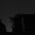 Boylan Barn Twilight by Bonfire Photography