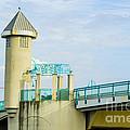 Boyton Beach Bridge by Judy Wolinsky