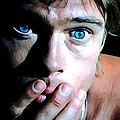 Brad Pitt In The Film The Mexican - Gore Verbinski 2001 by Gabriel T Toro