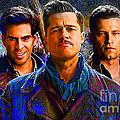 Brad Pitt Original by Marvin Blaine