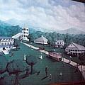 Braddock Heights Mural by Matt Mercer