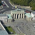 Bradenburg Gate, Berlin by Xavier Durán