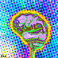 Brain Pop by Del Gaizo