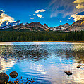 Brainard Lake by Peter Castricone