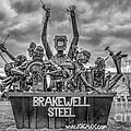 Brakewell Steel by Rick Kuperberg Sr