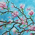 Branches In Bloom by Elizabeth Robinette Tyndall