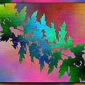 Branches In The Mist 18 by Tim Allen