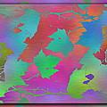 Branches In The Mist 49 by Tim Allen