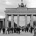 Brandenburger Tor - Berlin by Christiane Schulze Art And Photography