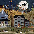 Brandon's First Halloween by Medana Gabbard