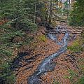 Bridal Vail Falls - Cvnp by Jack R Perry