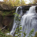 Brandywine Falls by Jack R Perry