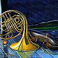 Brass And Strings by Hanne Lore Koehler