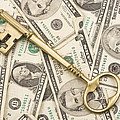 Brass Key To Success Money by Keith Webber Jr