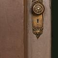Brass Knob by Margie Hurwich