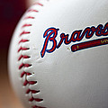 Braves Baseball by Ricky Barnard