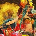 Brazilian Carnival by Ayse Deniz