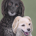 Brea And Randy by Jane Girardot