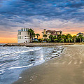 Breach Inlet Sunset by Curtis Cabana