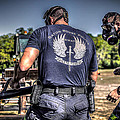 Breaching With Baton Rouge Swat by David Morefield
