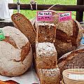 Bread On Local Market by Antonio Scarpi