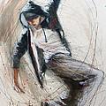 Break Dancer1 by Gregory DeGroat