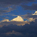 Break In The Clouds by Robert Edgar