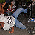 Breakdancer by Rudi Prott