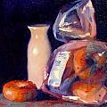 Breakfast by Dianne Panarelli Miller