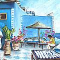 Breakfast In Essaouira by Miki De Goodaboom