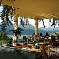 Breakfast In Hanalei by James Eddy