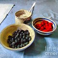 Breakfast In Red White And Blue by RC DeWinter