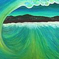 Breaking Wave by Jason Kuncas