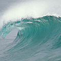Breaking Wave North Shore Hawaii by Winfried Wisniewski