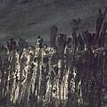 Breakwater In Jersey by Victor Hugo