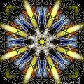 Breath Mandala by Michael African Visions