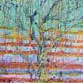 Breathe - Tree Of Life 4 by Regina Valluzzi