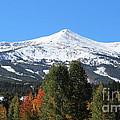 Breckenridge Colorado by Fiona Kennard