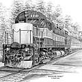 Brecksville Station - Cuyahoga Valley National Park by Kelli Swan