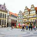 Bremen Main Square by Pati Photography
