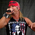 Bret Michaels In Philly by Alice Gipson