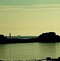 Bretagne Low Tide by Eric Tressler
