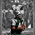 Brett Favre Jets by Joe Hamilton