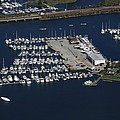 Brewer Yacht Yard, Mystic by Dave Cleaveland